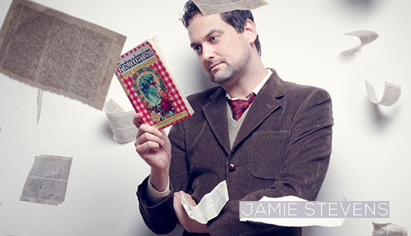 Jamie stevens interview