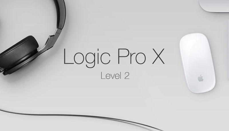 Logic pro level 2