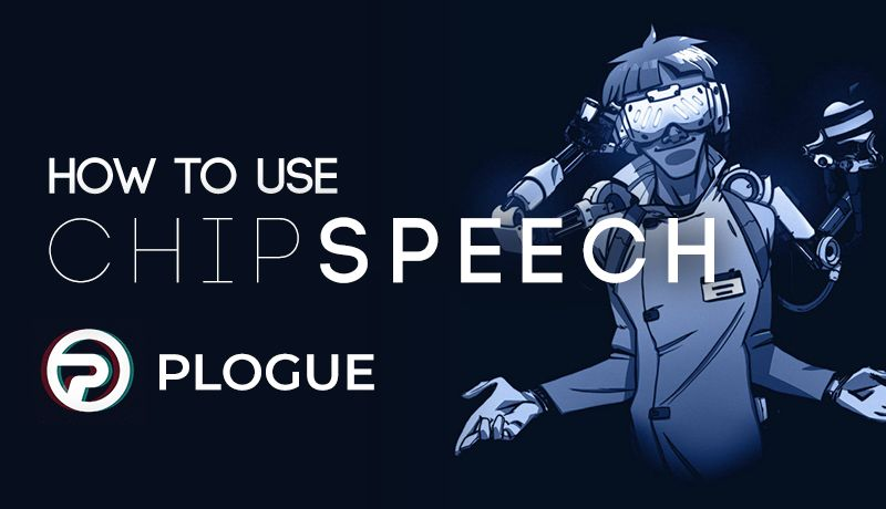 How to use chipspeech