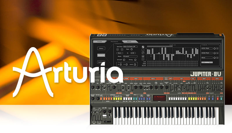 How To Use Arturia Jupiter 8V with King Unique | Tutorial 01