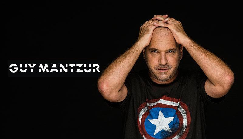 Guy mantzur new2