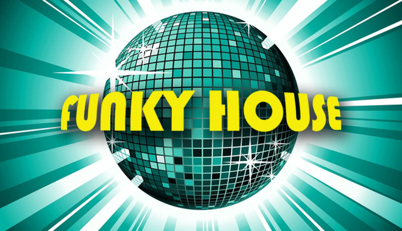 Funky house site