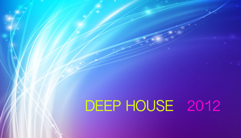 Deep tech house 2012