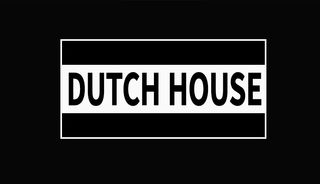 Dutch house 2016