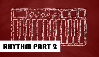 Rhythm part 2 2016
