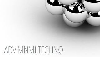 Adv mnml techno site