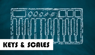 Keys and scales2016