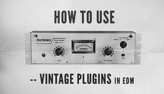 Vintage plugins