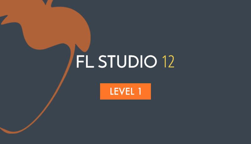 FL Studio 12 Beginner Video Tutorial Level 1 | Tutorial 01 - Intro