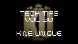 Tech tips 30