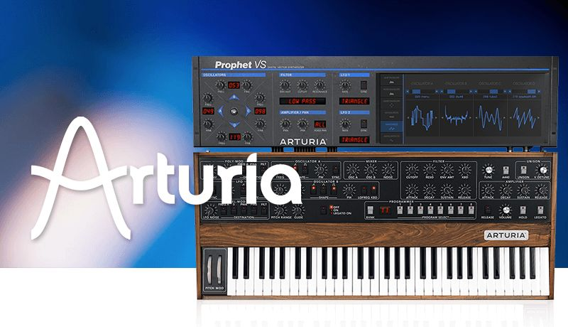 How To Use Arturia Prophet V with King Unique | Tutorial 08 - VS Mod