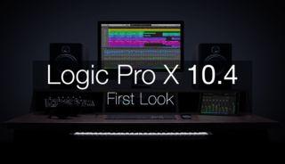 Logic pro 10.4 5