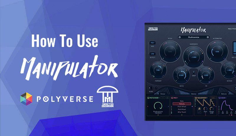 How to use manipulator
