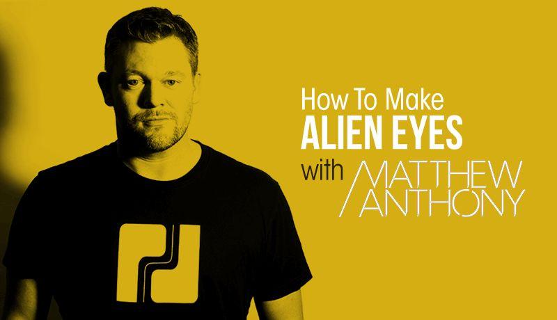 Alien eyes 3