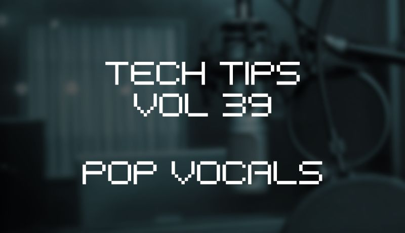 Tech tips volume 39
