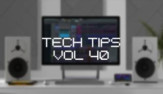 Tech tips volume 40v3