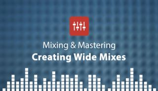 Creating wide mixes