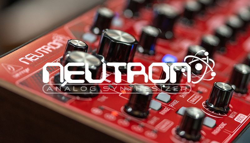 How to use behringer neutron