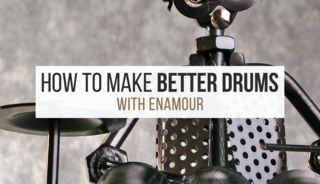 Htm drums with enamour6