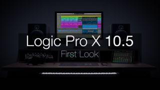 Logic pro 10.5
