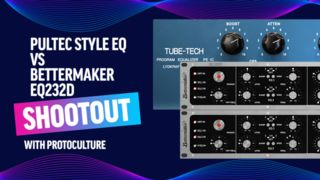 Pultec beatmaker eq shootout 1920