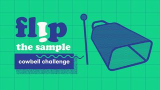 Flip the sample   cowbell 01