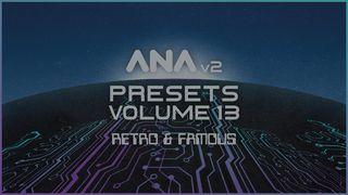 Ana2 presets volume 13   retro   famous 1920