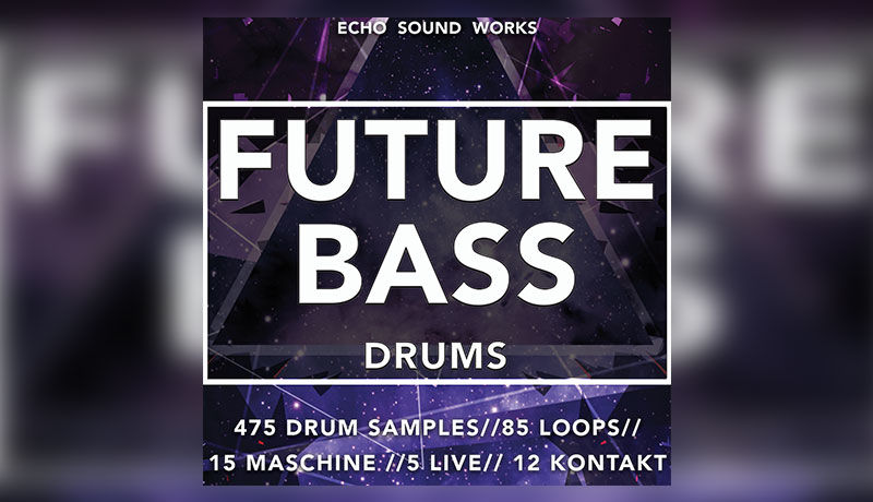 101 esw future bass drums