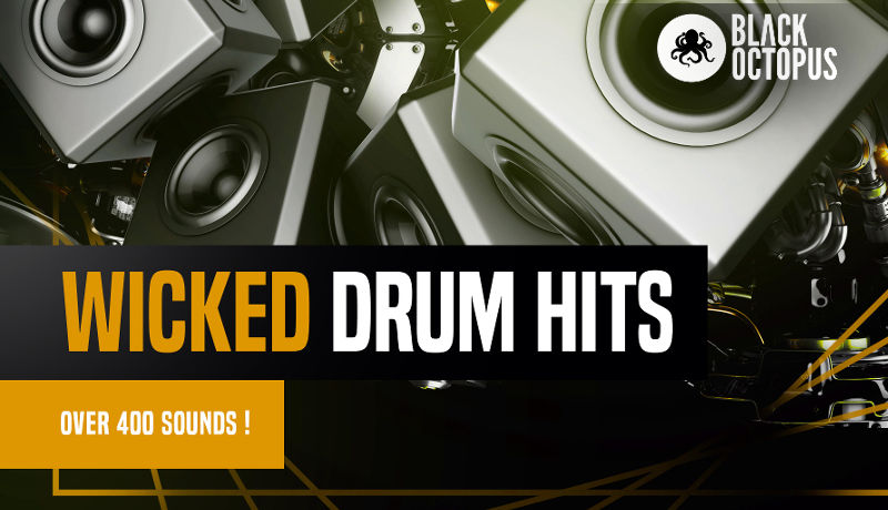 106 wicked drum hits   cover art 800 x 460