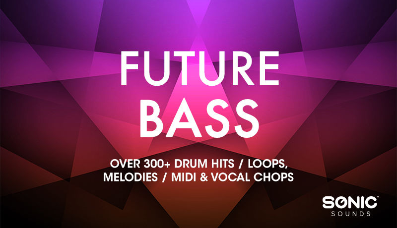 147 future bass sample pack wide