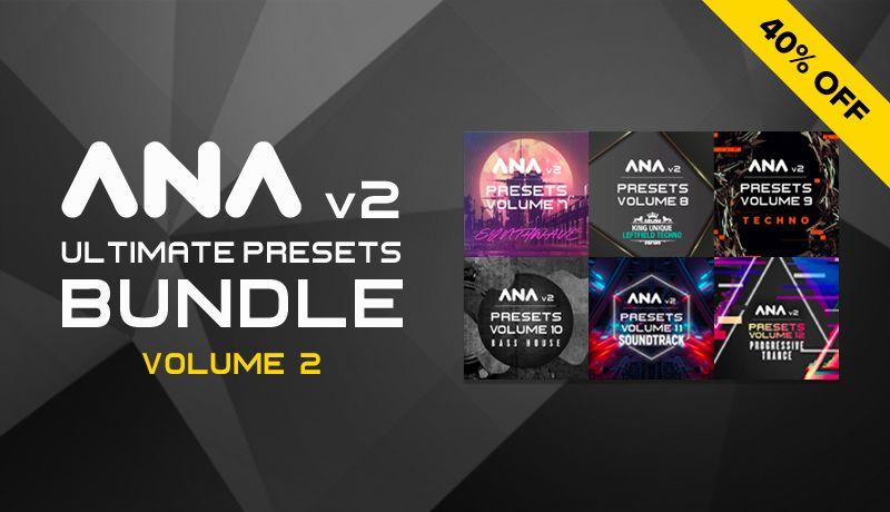 9 ana 2 presets bundle vol 2