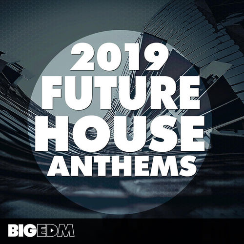 1075 800x800big edm   2019 future house anthems cover