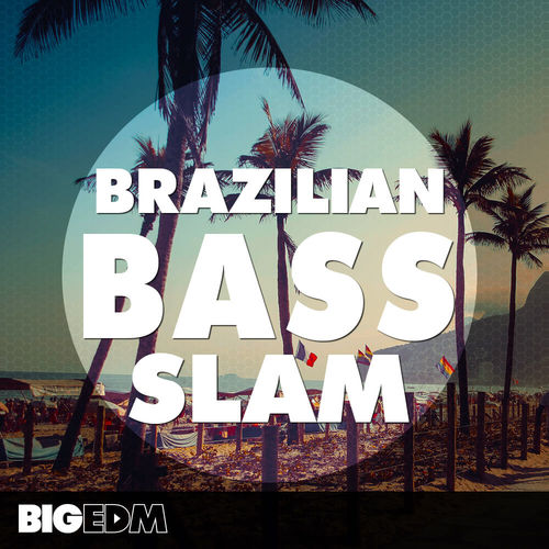 1098 800x800big edm   brazilian bass slam cover