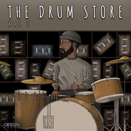 The Drum Store - Vol 2 | Sounds