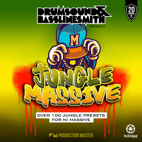 1108 drumsound   bassline smith presents jungle massive   800