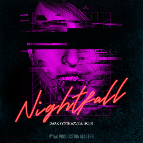 1136 production master   nightfall   dark synthwave   sci fi  800