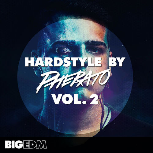 1261 800x800big edm   hardstyle by pherato vol. 2 cover