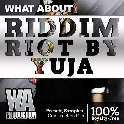 1315 800x800w. a. production   what about riddim riot by yuja cover
