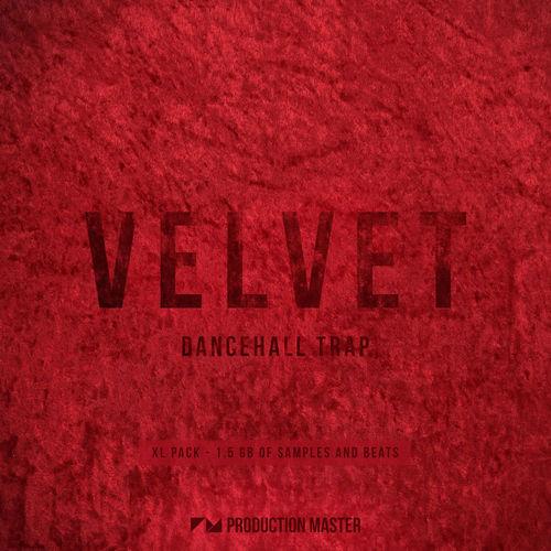 1318 production master   velvet   dancehall trap   artwork 800