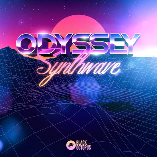 1373 black octopus sound   odyssey synthwave   800