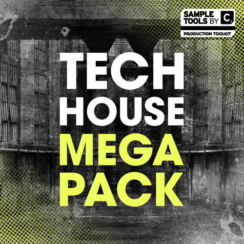 137 sample tools by cr2   tech house megapack
