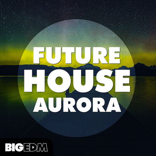 1441 800x800big edm   future house aurora cover