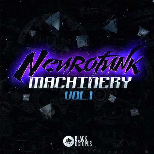 1484 neurofunk machinery vol 1 800