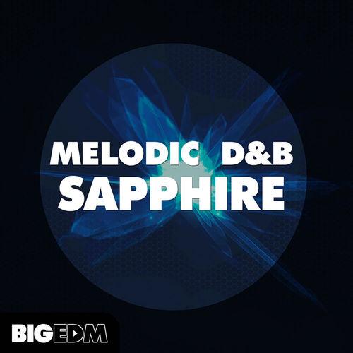 1496 800x800big edm   melodic d b sapphire artwork