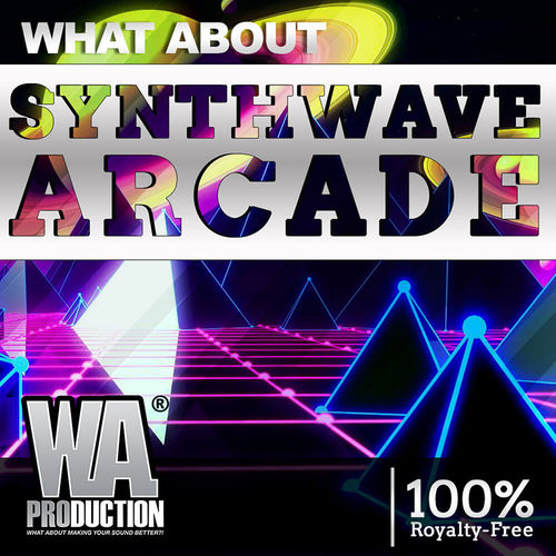 1548 800x800w. a. production   what about synthwave arcade cover