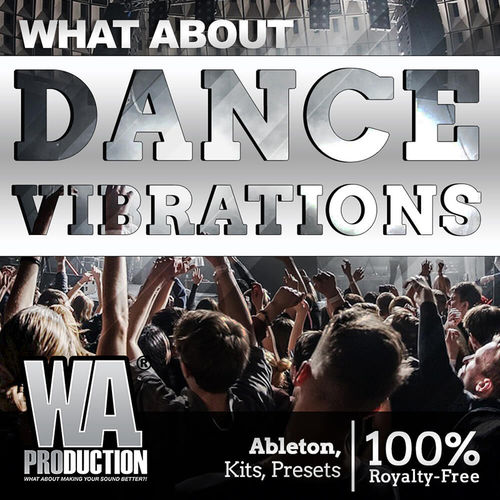 1550 800x800w. a. production   what about dance vibrations cover