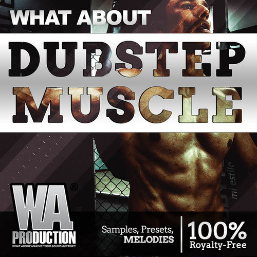 1571 800x800w. a. production   dubstep muscle cover