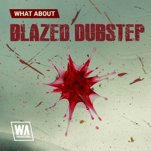 1605 800x800w. a. production   blazed dubstep artwork