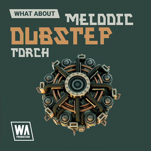 1668 800x800w. a. production   what about melodic dubstep torch artwork