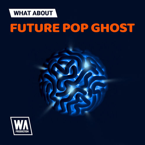 1705 800x800w. a. production   future pop ghost artwork